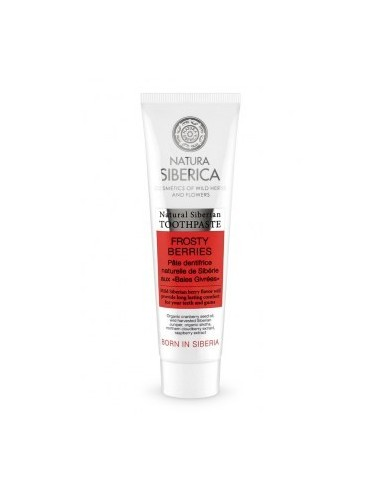 Natura Siberica Natural Siberian Toothpaste Frosty Berries 100gr - 4607174437562