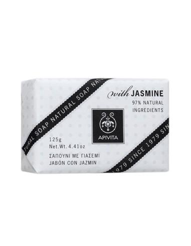 Apivita Σαπούνι Με Γιασεμί 125g