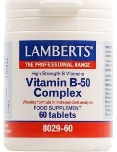 Lamberts Vitamin B50...