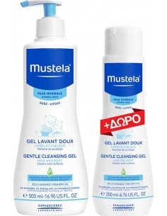 Mustela Cleansing Gel Hair...