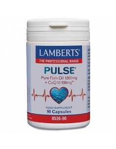 Lamberts Pulse Fish Oil &...