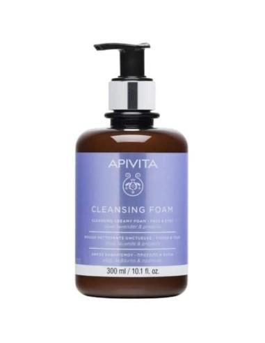 Apivita Αφρός Καθαρισμού Με Ελιά &...