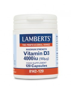 Lamberts Vitamin D 4000iu...
