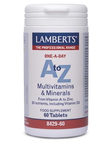 Lamberts A-Z Multi Vitamins 60tabs