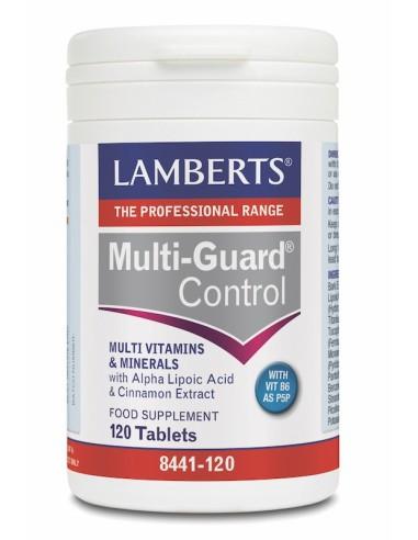 Lamberts Multi Guard Control 120tabs