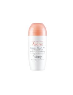 Avene Deodorant Body 24h Roll-On 50ml - 3282770208597