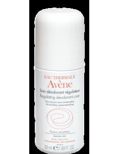 Avene Soin Deodorant Regulateur Roll-On 50ml - 3282779177832
