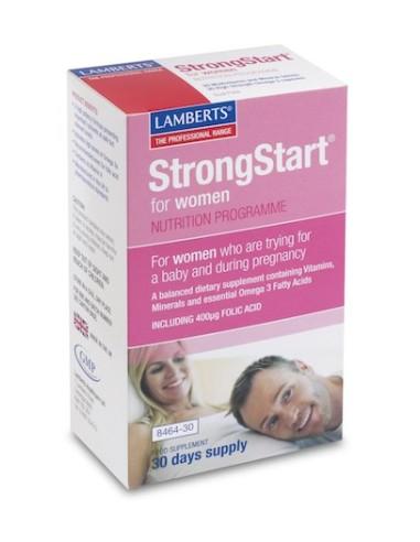 Lamberts Strongstart For Women 30caps