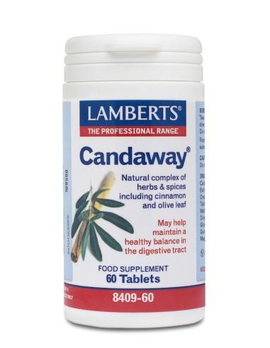 Lamberts Candaway 60tabs - 5055148407599