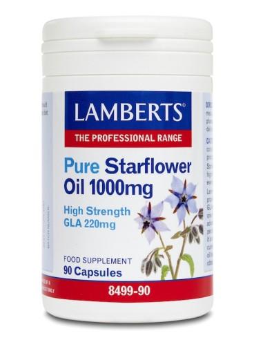 Lamberts Pure Starflower Oil 1000mg...