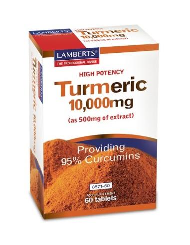 Lamberts Turmeric 10,000mg 60tabs