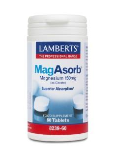 Lamberts MagAsorb 60tabs