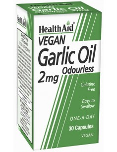 Health Aid Garlic Oil 30caps
