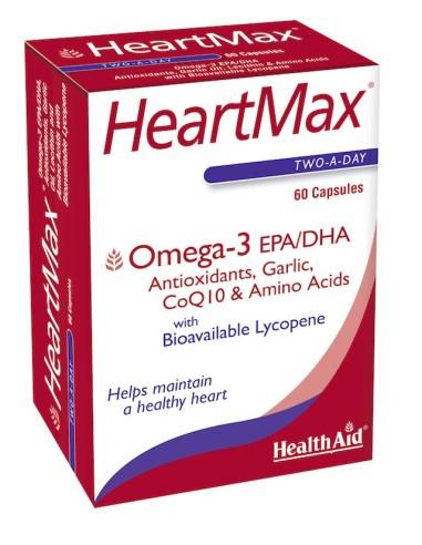 Health Aid Heartmax 60caps