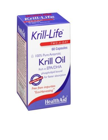 Health Aid Krill-Life Oil 500mg 60caps