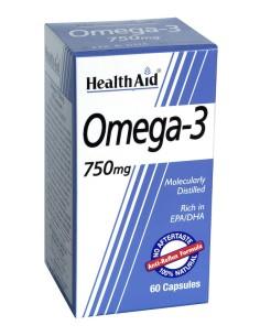 Health Aid Omega-3 750Mg...