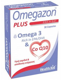 Health Aid Omegazon Plus...