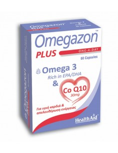 Health Aid Omegazon Plus...