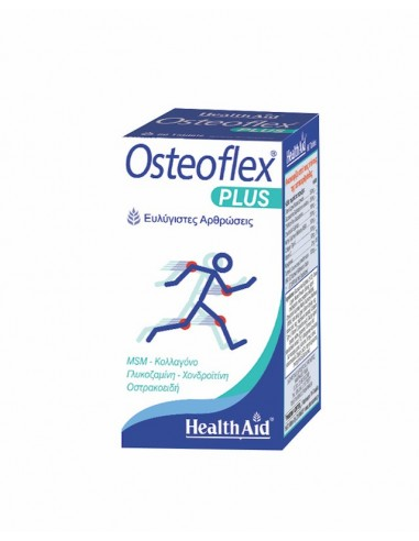 Health Aid Osteoflex Plus 60caps