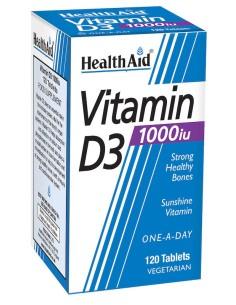 Health Aid Vitamin D3...