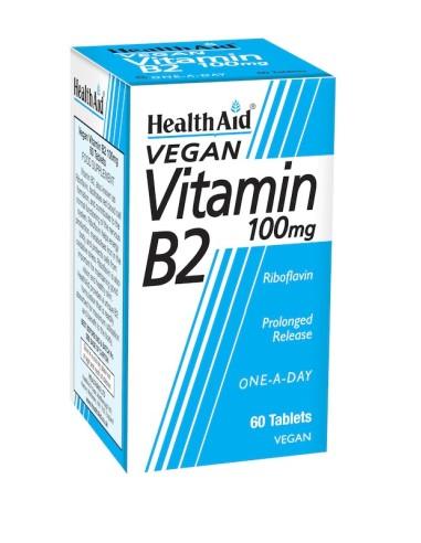 Health Aid Vitamin Β2 60tabs