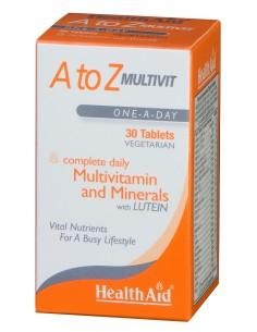 Health Aid Α To Ζ Multivit...