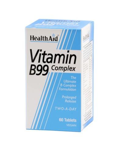 Health Aid Β 99 Complex 60tabs