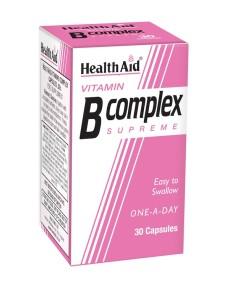 Health Aid Β Complex 30caps