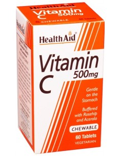 Health Aid Vitamin C 500mg...
