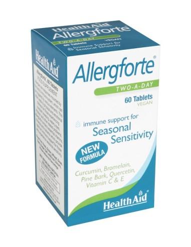 Health Aid Allergforte 60tabs