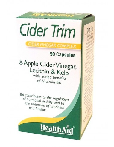 Health Aid Cider Trim Μηλόξυδο 90caps