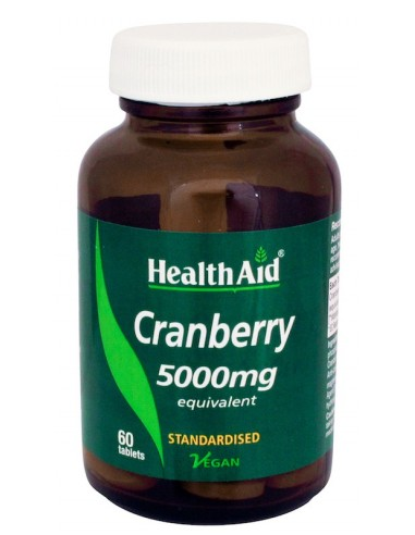 Health Aid Cranberry 60tabs