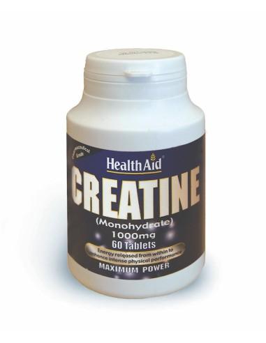 Health Aid Creatine 60tabs