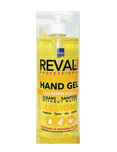 Intermed Reval Antiseptic Hand Gel 1000ml - 5205152014461
