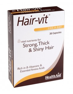 Health Aid Hairvit 30caps