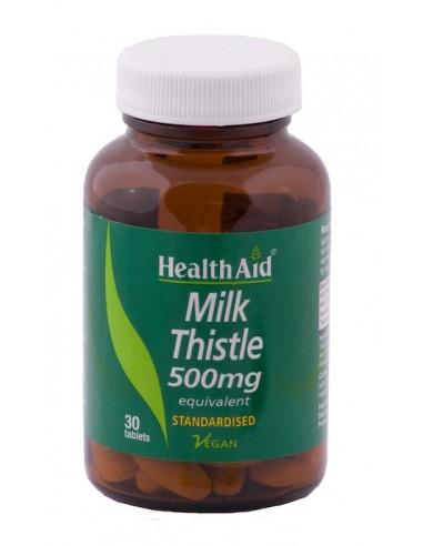 Health Aid Milk Thistle 30tabs