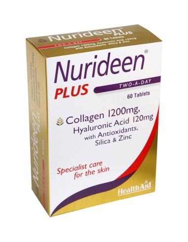 Health Aid Nurideen Plus 60tabs - 5019781022700