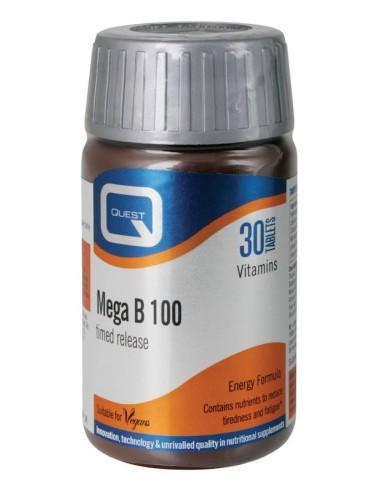 Quest Mega B100 Tiem Release 60tabs