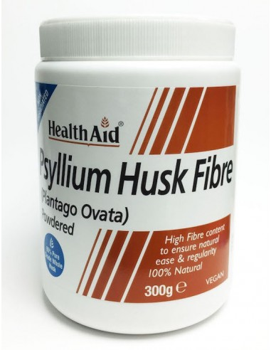 Health Aid Psyllium Husk Fibre 300Gr