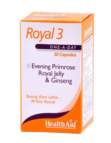 Health Aid Royal-3 30caps - 5019781016907