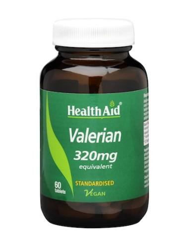 Health Aid Valerian 60tabs