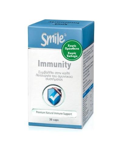 Smile Immunity 30Caps - 5200119880223