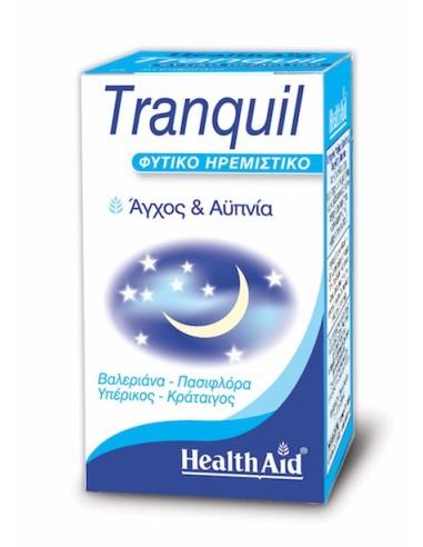 Health Aid Tranquil 30caps