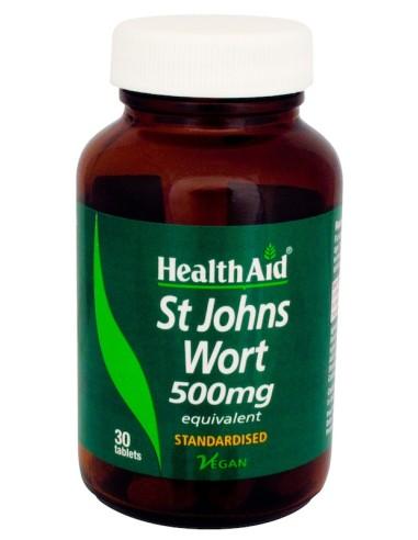 Health Aid St.John'S Wort 30tabs - 5019781025602