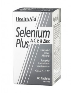 Health Aid Selenium Plus...