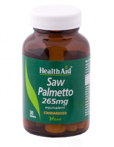 Health Aid Saw Palmetto 30tabs