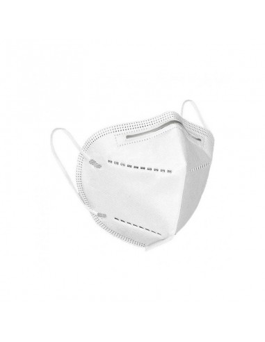 Premium Μάσκα Προσώπου FFP2 NR- N95 χωρίς βαλβίδα Άσπρη 1τμχ. - 5200135092375