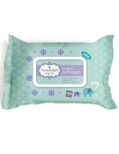 Pharmasept Baby Soft Wipes 30τμχ. - 5205122002580