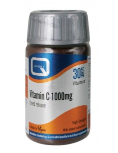 Quest Vitamin C 1000mg Time...